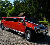 Hummer Limos in Sutton in Ashfield