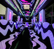 Party Bus Hire (all) in Leyburn
