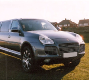 Porsche Cayenne Limos in Norton on Derwent