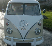 VW Campervan Hire in Blackpool